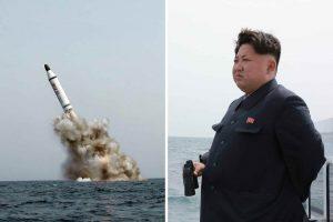 Северна Корея ядрено оръжие