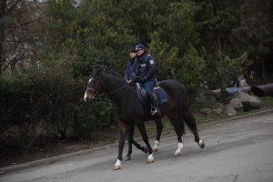 Засилени мерки за сигурност заради Левски ЦСКА