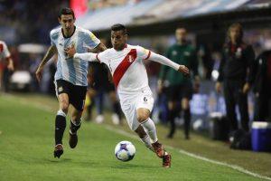 Аржентина Перу