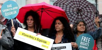 активисти в Турция