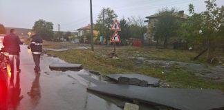 Бедственото положение в Бургаска област