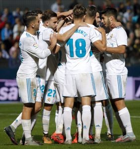 Реал Мадрид Фуенлабрада