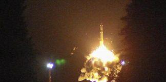 балистична ракета