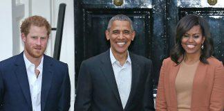 Обама, Хари