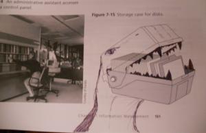 Дискетите умряха точно като динозаврите – това е всичко, което е искал да ни каже авторът.