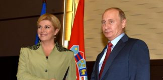 Русия и Хърватия