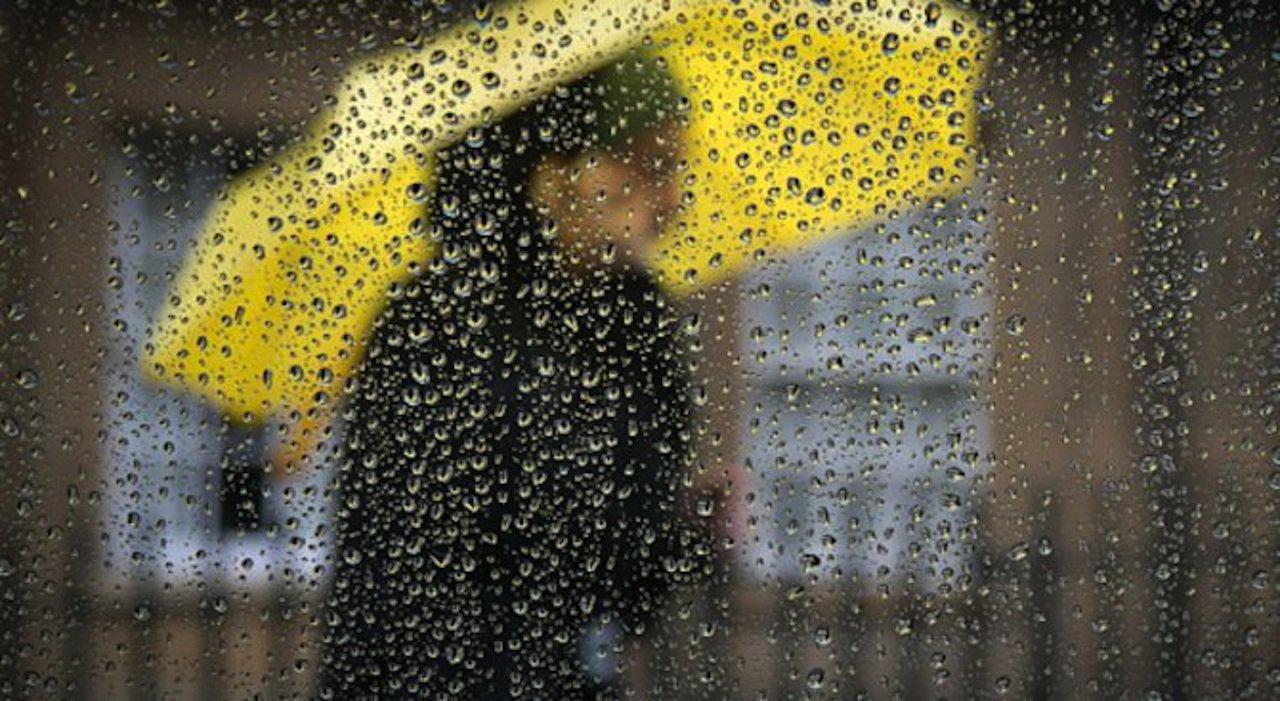 дъжд и гръмотевици днес