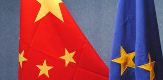 ЕС, Китай