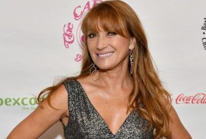 Mandatory Credit: Photo by Rob Latour/REX/Shutterstock (6118490v) Jane Seymour Carousel of Hope Ball, Party, Los Angeles, USA - 08 Oct 2016