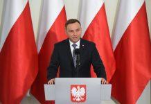 Полският президент