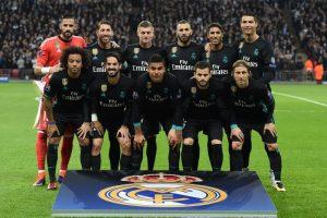 Тотнъм Реал Мадрид