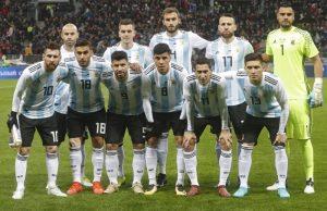 Русия Аржентина