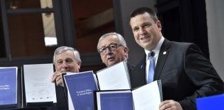 Европейски стълб за социалните права