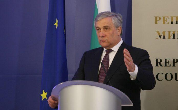 Борисов, Таяни, българско председателство