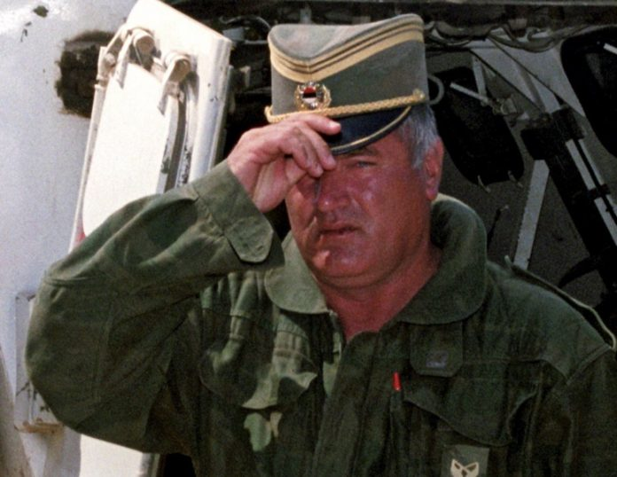 Ратко Младич доживотна присъда