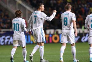 АПОЕЛ Реал Мадрид