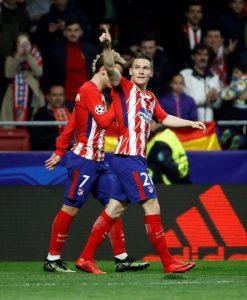 Атлетико Мадрид Рома