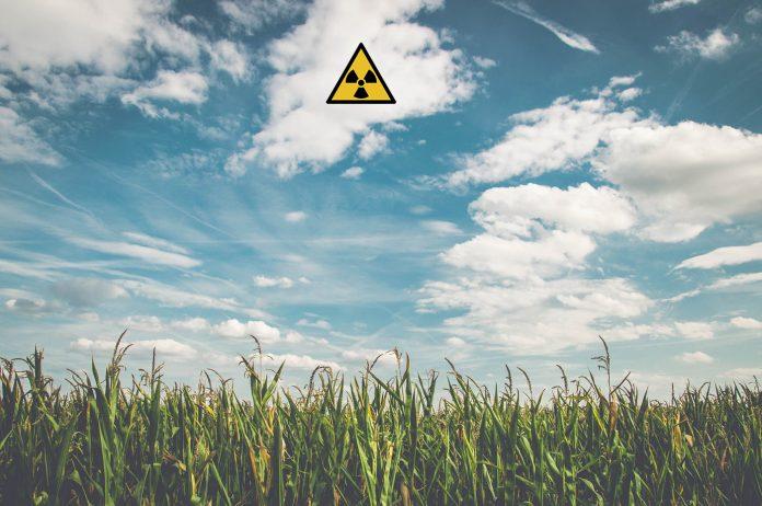 Радиоактивният облак
