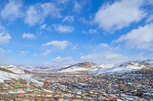дестинация 9. Монголия