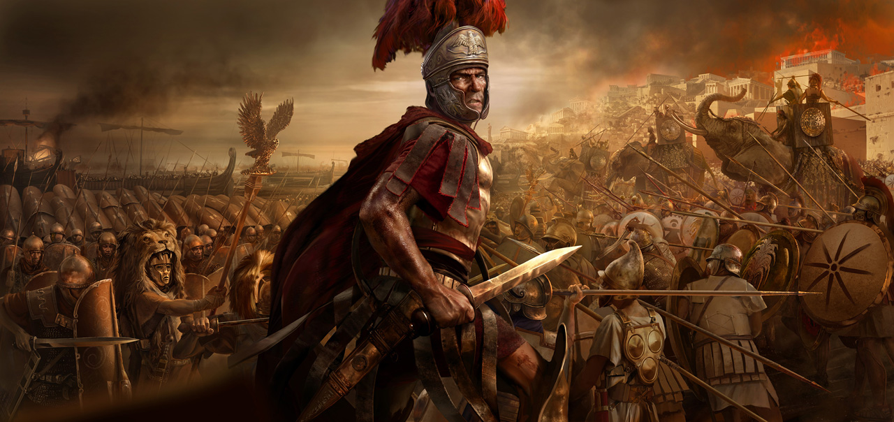 римските легиони