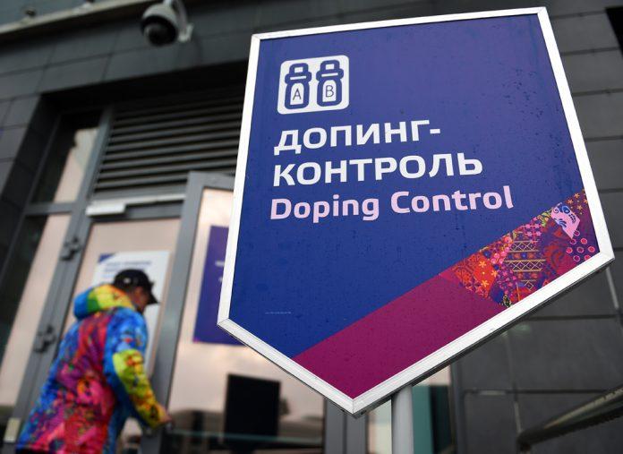 Допинг, Русия