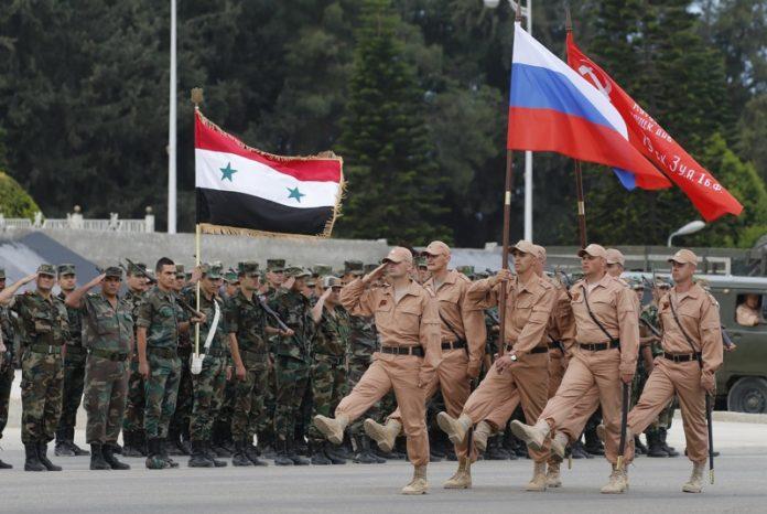 руските сили