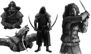 монголците