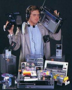 касетофон