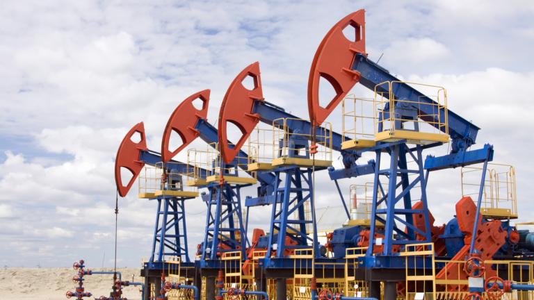 Петролът