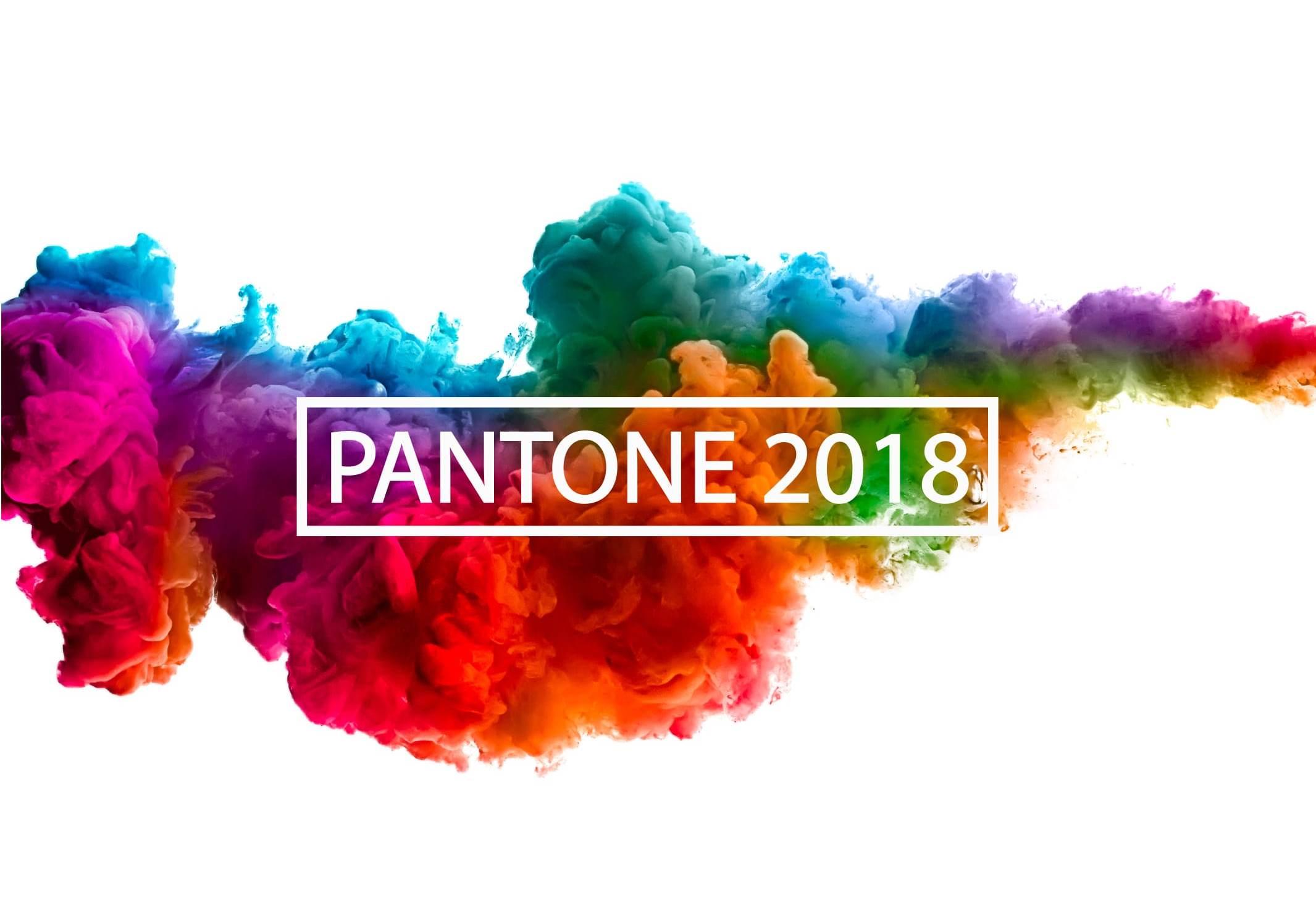 цвят на 2018