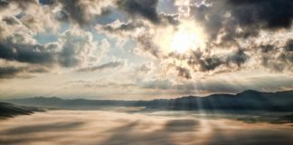 облачността