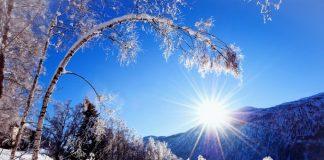 слънчево време