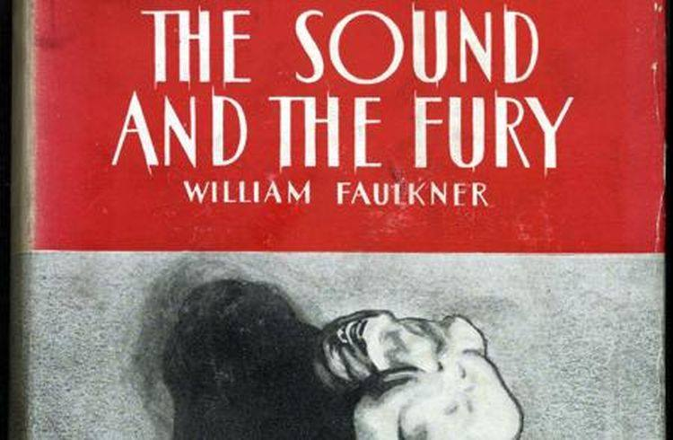 an overview of the dinner table scenes in the sound and the fury novel by william faulkner William faulkner: his life and work william faulkner was born in came home at noon for dinner every day and insisted on absolute silence at the dinner table.