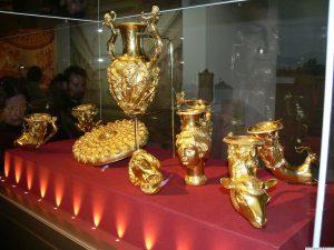 тракийско съкровище
