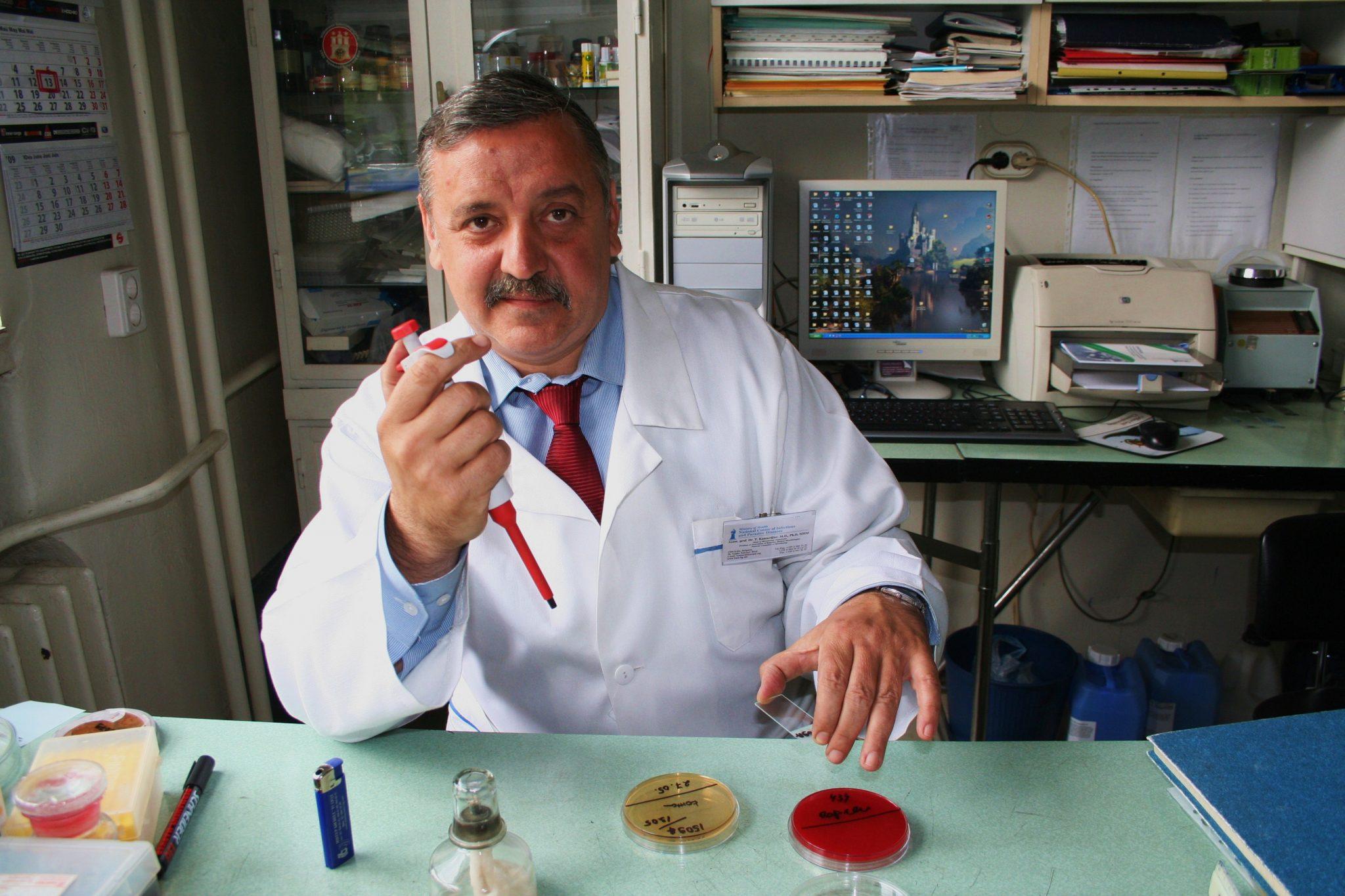 проф.Тодор Кантарджиев