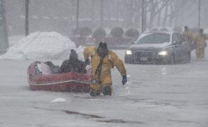 Снежни бури в САЩ
