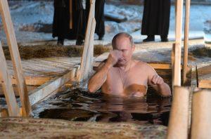 Владимир Путин, Богоявление