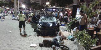 Рио де Жанейро, инцидент, кола