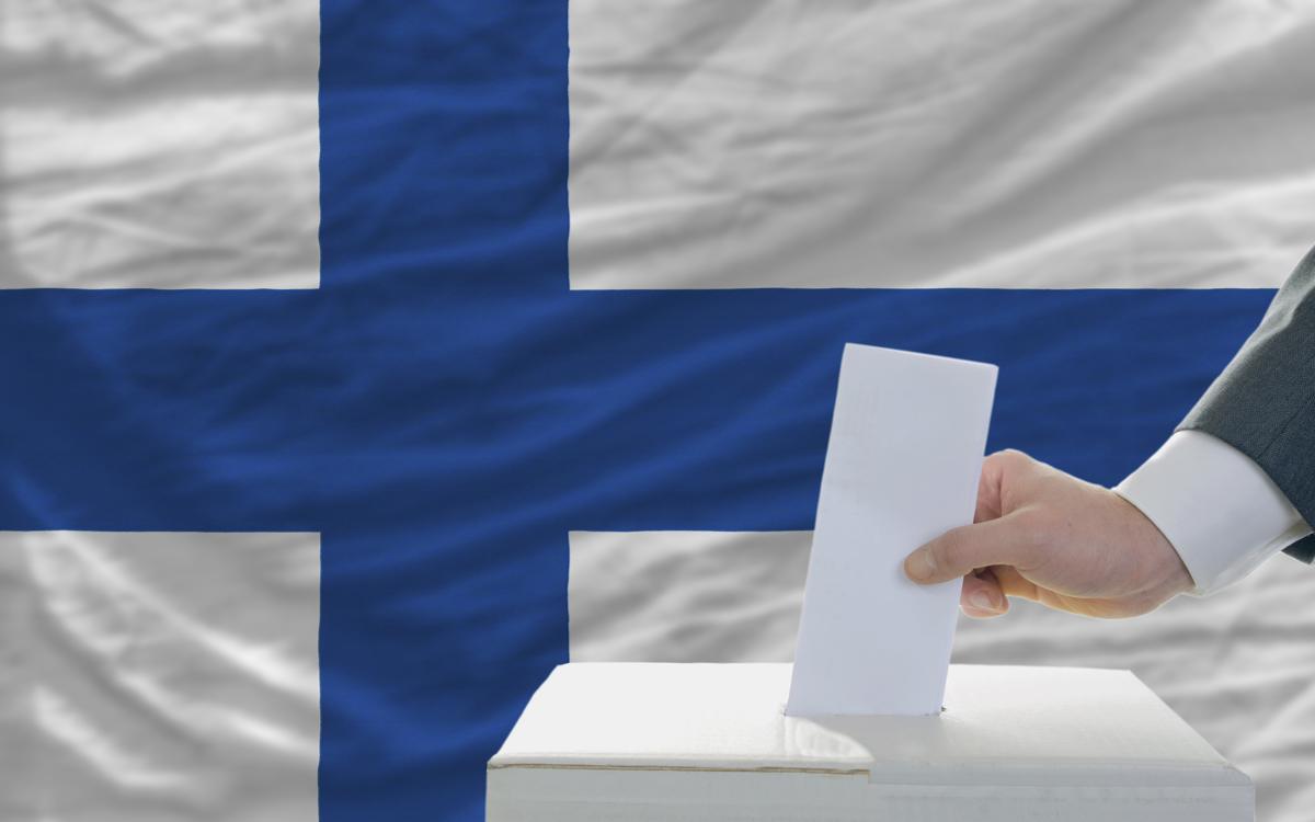 Финландия, избори