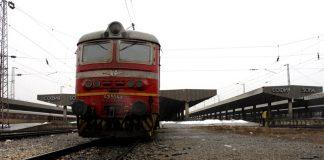 железопътния транспорт