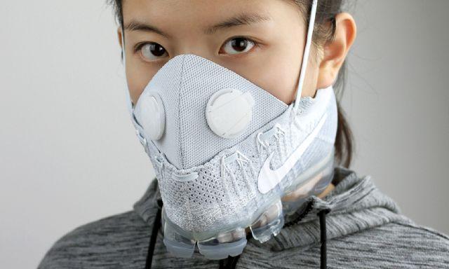 Nike, маска