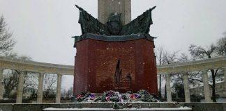 паметник във Виена
