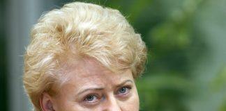 Далия Грибаускайте