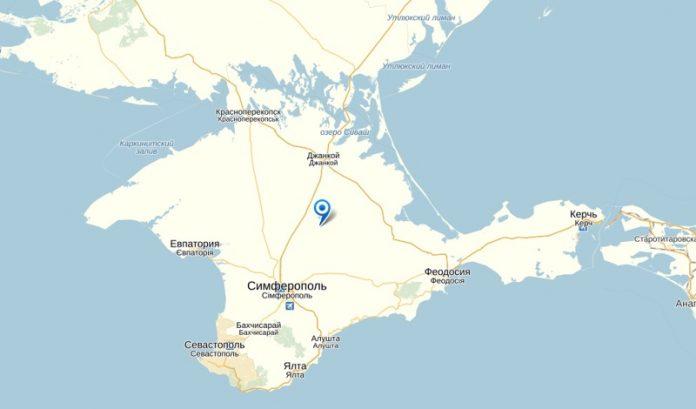 Кримският полуостров