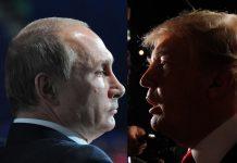 Владимир Путин и Доналд Тръмп