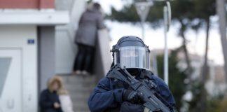 Франция, терористично нападение