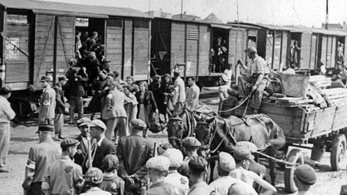 Спасяване на българските евреи