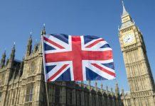 Снимка на Биг Бен във Великобритания