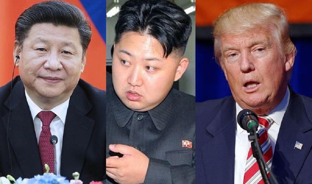 Си Дзинпин, Ким Чен-Ун, Доналд Тръмп