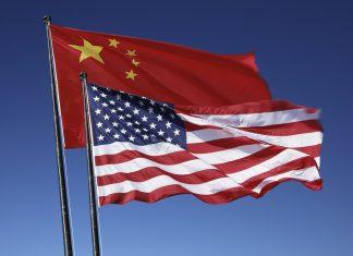 Китай, САЩ
